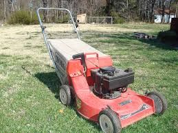 gallery/old lawnmower